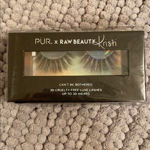 Pur X Raw Beauty Kristi Can't Be Bothered Lashes